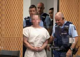 Christchurch mosque attacker charged with terrorism