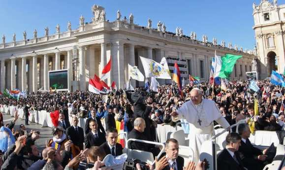 Pope Francis updates child abuse laws at the vatican