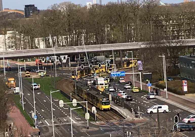 Breaking News: 1 person killed in Terrorist Shooting in Holland