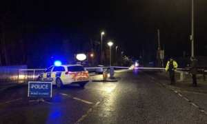 Two deaths in Cookstown Northern Ireland on St Patrick's day