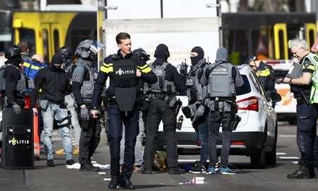 Utrecht shooting - lone gunman kills 3