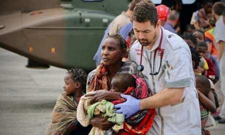 Cyclone Idai devastates Zimbabwe and Mozambique