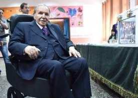 President Bouteflika of Algeria resigns