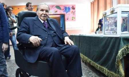 Algerian President Abdelaziz Bouteflika resigns following aggressive protests by the Army