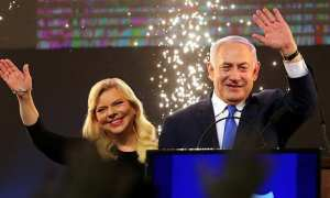 Benjamin Netanyahu wins Israeli election by a narrow margin