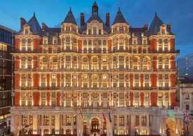 Mandarin Oriental reopens after £100m refurbishment