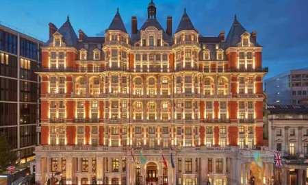 Mandarin Oriental reopens after £100 million renovation