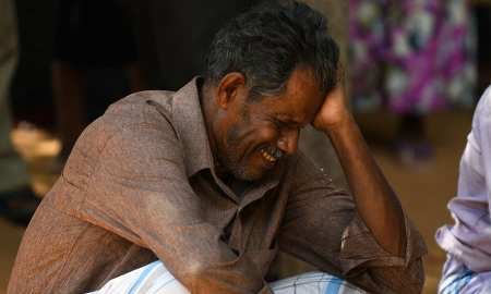 #SriLanka Easter Sunday attacks
