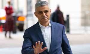 Sadiq khan Mayor of London has received death threats by the Far Right