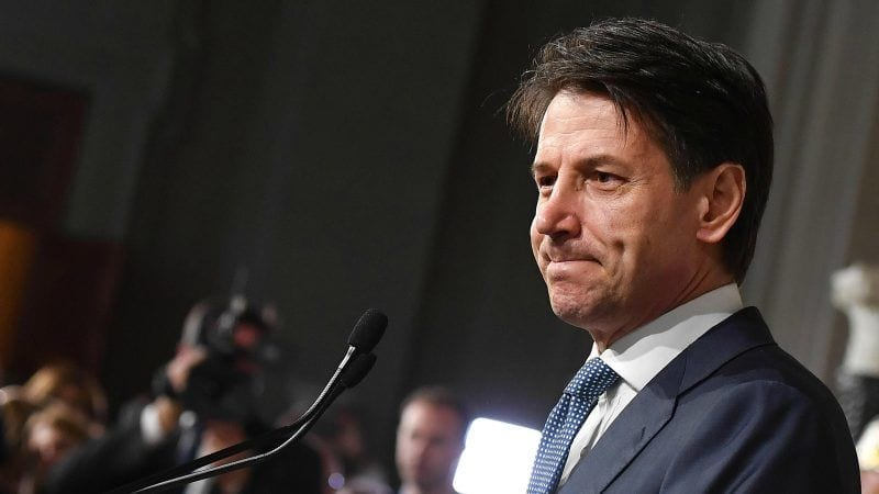Giuseppe Conte issues ultimatum to the parliament