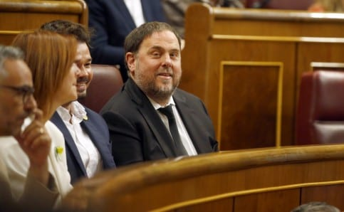 Spain's Supreme Court Stops Junqueras from joining EU parliament