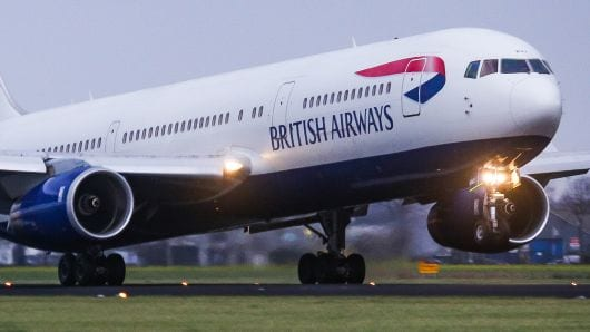 British Airways fined £183 million for data loss