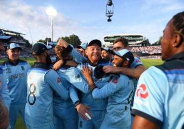 Champions of the world - England win Cricket World Cup! Stupendous game of cricket
