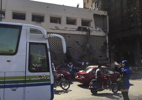 Eyptian security forces kill 17 'terrorists'