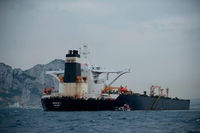 Iran oil tanker: Grace 1 released
