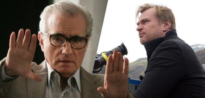 Nolan and Scorsese