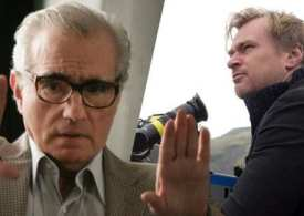"""Martin Scorsese and Christopher Nolan team up for new """"Filmmakers Mode"""" TV setting"""