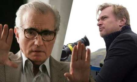 Nolan and Scorsese