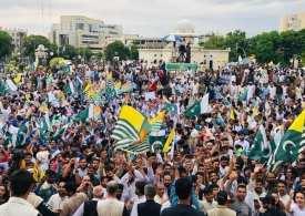 Kashmir Hour: Pakistan PM leads Kashmir solidarity rallies