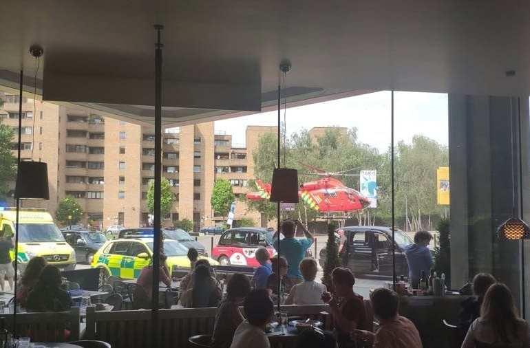UK News Briefing: Boy, 6, thrown off Tate Modern - Dam residents refuse to evacuate - Rise in hate crimes in schools & Heathrow strike suspended