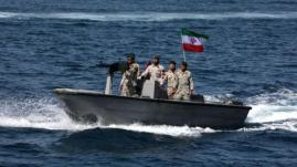 Iran seizes 'foreign tanker' smuggling fuel
