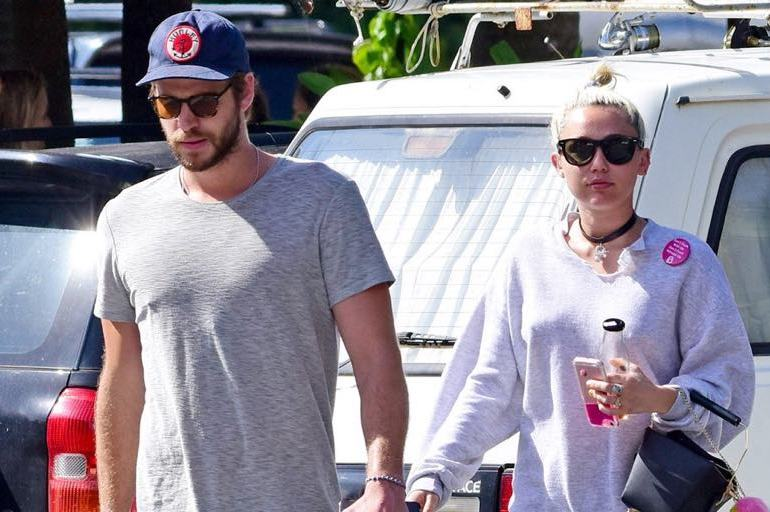 Liam wishes Miley 'health and happiness' following split