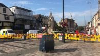 Man,21 stabbed to death on a high street in Maidstone,. Four men, from London have been arrested