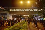 Hong Kong Protests: Police fire teargas