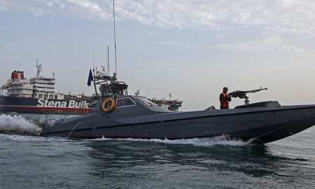 Britain joins US in protecting shipping in Gulf