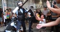 'Reckless and Unlawful.' Amnesty accuses Hong Kong police of abuse