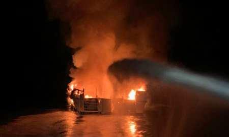 WTX Breaking News: California Blaze has 34 trapped below deck