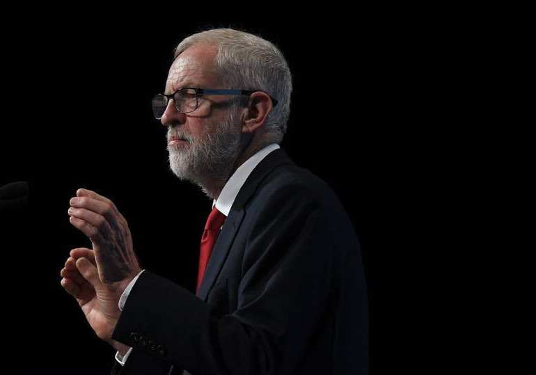 Jeremy Corbyn: I'll stay neutral and let the people decide on Brexit