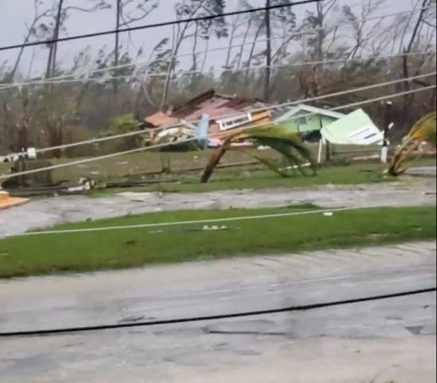 US braces for Dorian after storm claims at least one life in the Bahamas
