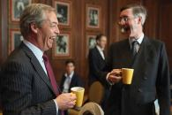 Farage names his price for an election pact with Boris