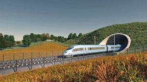 HS2 costs rise, and 5 year delay