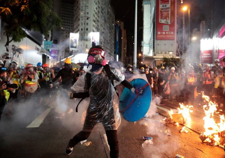 Hong Kong finally withdraws the controversial extradition bill