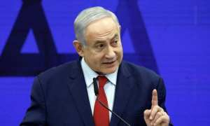 Israeli PM vows to annex West Bank's Jordan Valley if re-elected