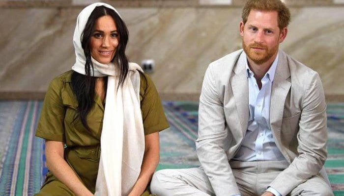 Prince Harry and Meghan Markle visit the oldest mosque in South Africa