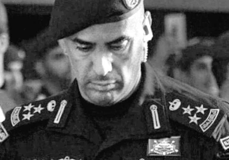 Saudis mourn Maj. Gen. Abdulaziz Al-Fagham, who protected their king from harm