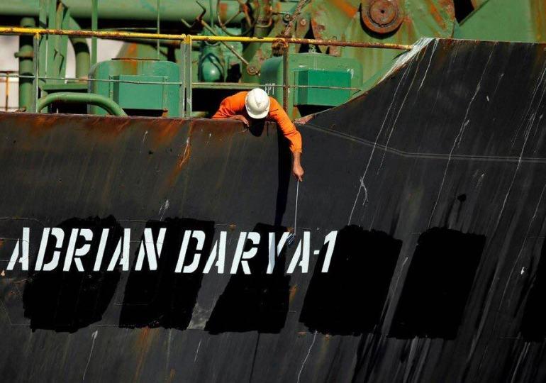 Iranian tanker row: Tehran says tanker reached its destination; sold its oil