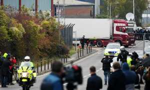 As the investigation intensifies over the London Lorry driver deaths.