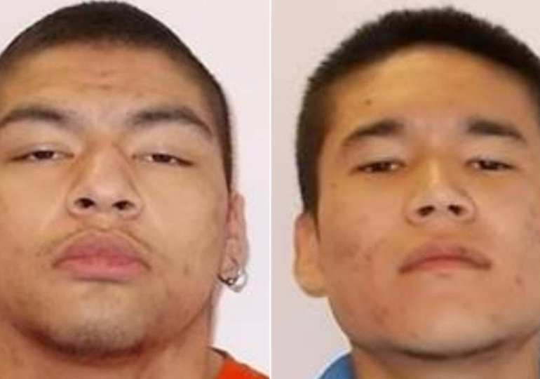 Two inmates escape from Canadian penitentiary, police say