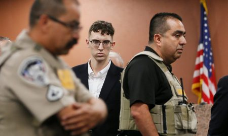 El Paso mass murder suspect pleads not guilty