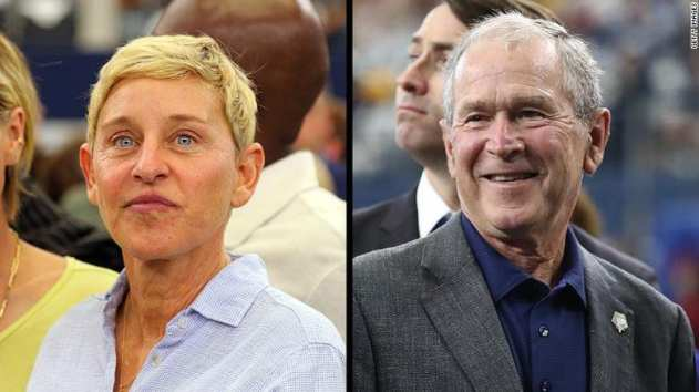 Ellen and George feature story
