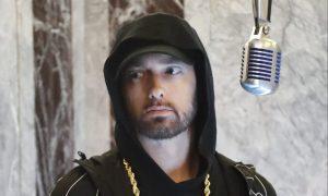 Eminem investigated by Secret Service for Anti-Trump lyrics