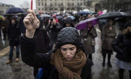 """Julien Odoul, leader of the National Rally (RN) demanded a Muslim woman attending meeting """"remove her Islamic veil"""""""