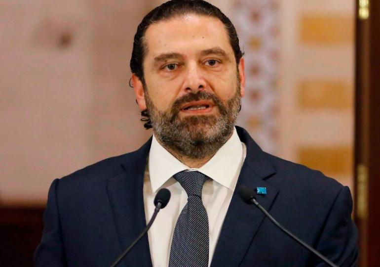 Lebanon's Hariri steps down after nearly two weeks of nationwide protests