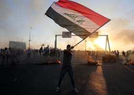 Hundreds dead, thousands injured as Iraq spirals into chaos