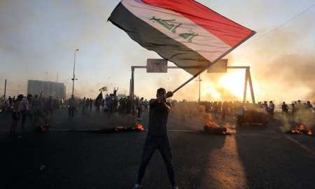 At least 104 people have been killed and more than 6,000 wounded in less than a week in Iraq as protests intensify