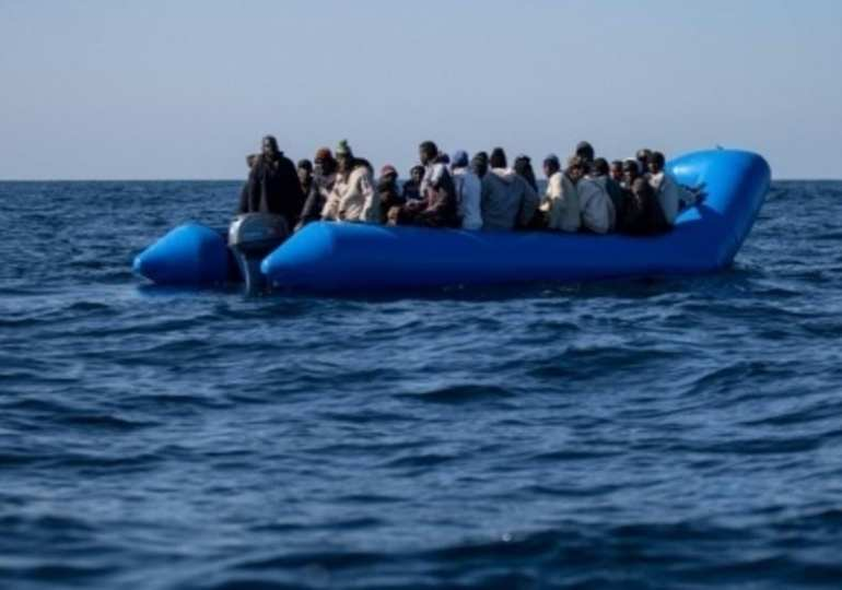Two dead, 22 rescued from migrant boat off Sicily
